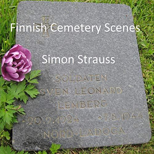 Finnish Cemetery Scenes