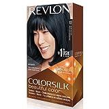 Revlon Colorsilk Haircolor, Natural Blue