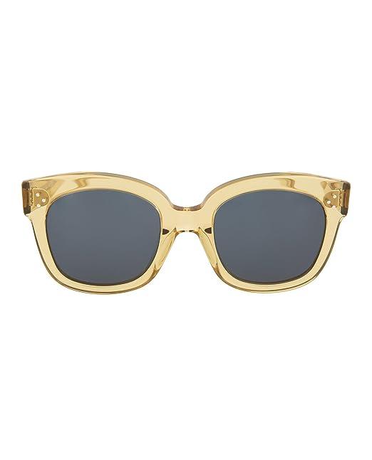 b5b1c4f0e08a Céline CL 41805 S NEW AUDREY LIGHT BEIGE BLUE women Sunglasses  Celine   Amazon.ca  Clothing   Accessories