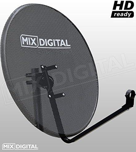 1,1 m Antena parabólica de Malla Accesorios de Montaje de ...