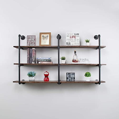 TOKIKA Rustic Floating Shelves