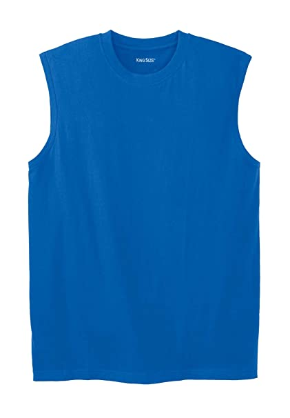 8164c6e70e1aff Image Unavailable. Image not available for. Color  KingSize Men s Big   Tall  Lightweight ...