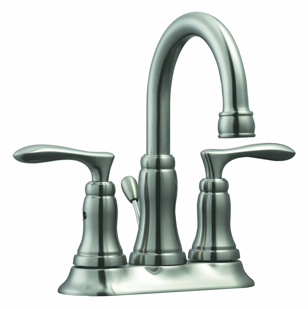 Design House 525840 Madison 4-Inch Lavatory Faucet, Satin Nickel well-wreapped