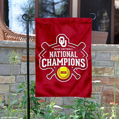 Oklahoma Sooners Garden - 6