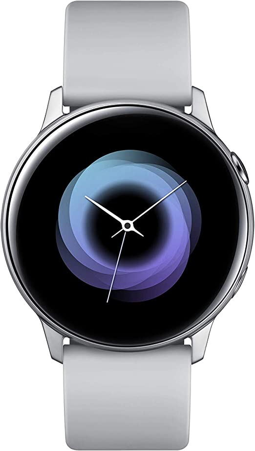 Samsung Galaxy Watch Active Reloj Inteligente Plata SAMOLED 2,79 ...