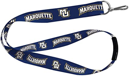 WinCraft Marquette University Golden Eagles Key Strap Key Chain