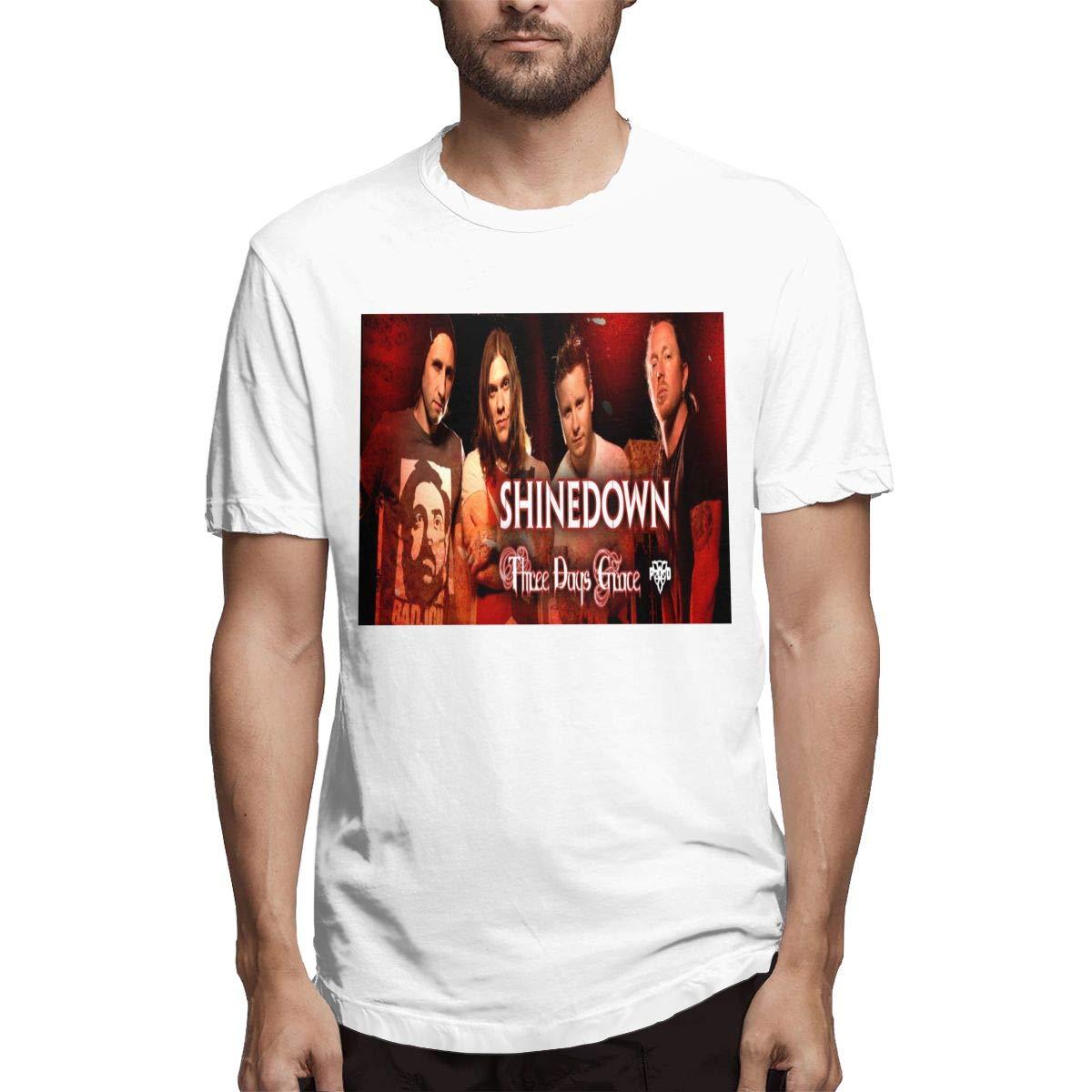 Cuizongtan Shinedown Fashion S Short Sleeve Tshirt
