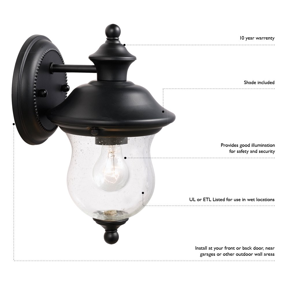 Design house 516732 monterey 1 light wall light oil rubbed bronze design house 516732 monterey 1 light wall light oil rubbed bronze wall porch lights amazon arubaitofo Image collections