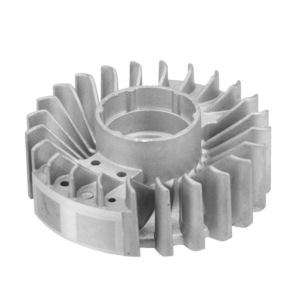 MagiDeal Volant d'Inertie Flywheel en Acier Pour Scie à Chaîne STIHL Ms290 390 310 029