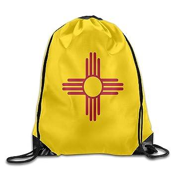 Bandera México Personalizado Gimnasio cordón Bolsas de Viaje Mochila Tote Escuela Mochila: Amazon.es: Deportes y aire libre