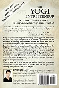 The Yogi Entrepreneur: 2nd Edition: A Guid to Earning a Mindful Living Through Yoga by CreateSpace Independent Publishing Platform