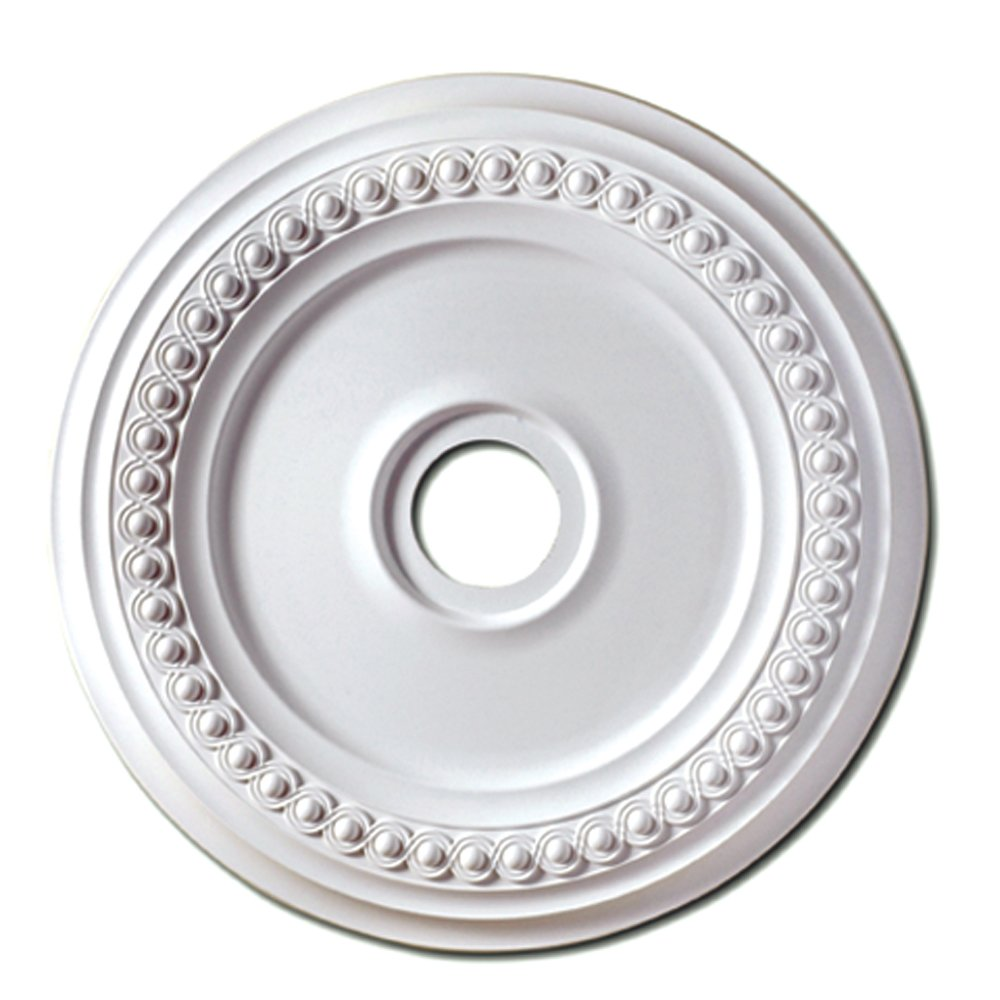 Focal Point Rondel Medallion in Primed White (24-Inch) (83224)