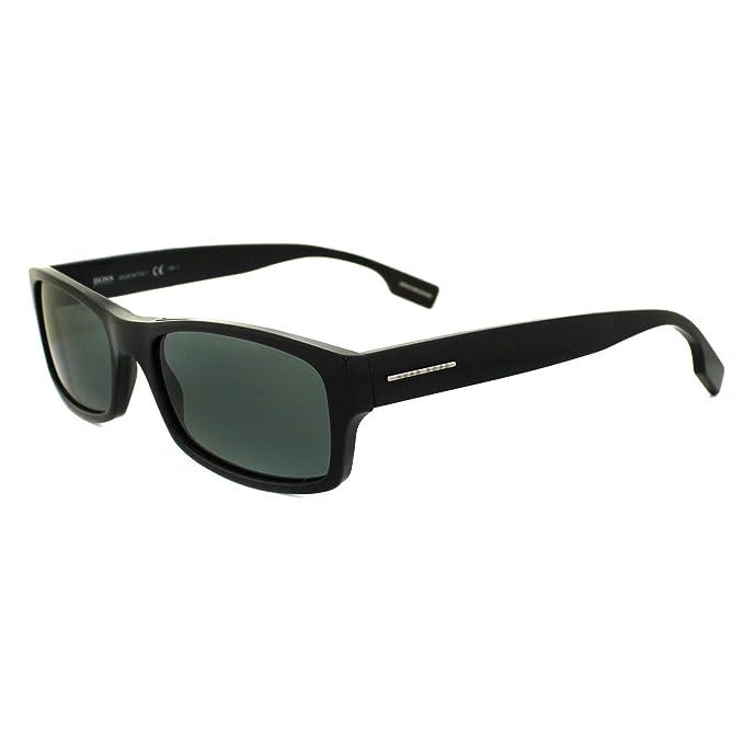 BOSS Hugo Gafas de sol Para Hombre 0407/S - 807/Y2: Negro ...
