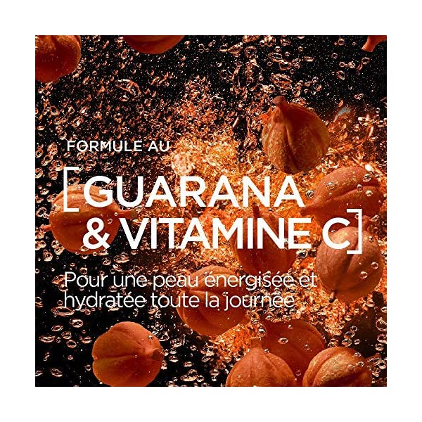 L'Oréal Men Expert – Hydra Energetic – Soin Hydratant 24H Anti-Fatigue pour Homme – 5 Actions – 100 ml