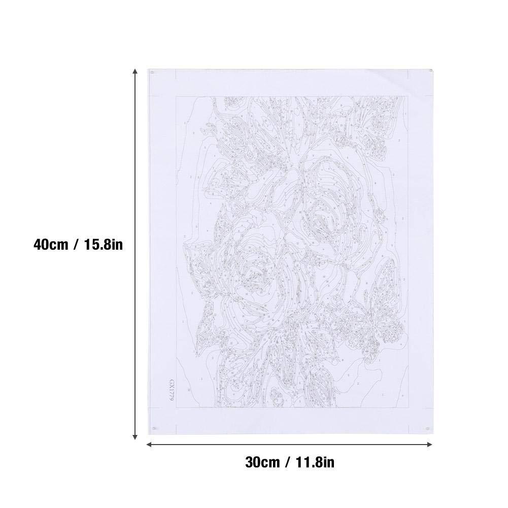 rosenice 16/mm Colgante Antiguo cortina ojales colgante cadena cierre clip joyas DIY accesorios 100/pieza Bronce