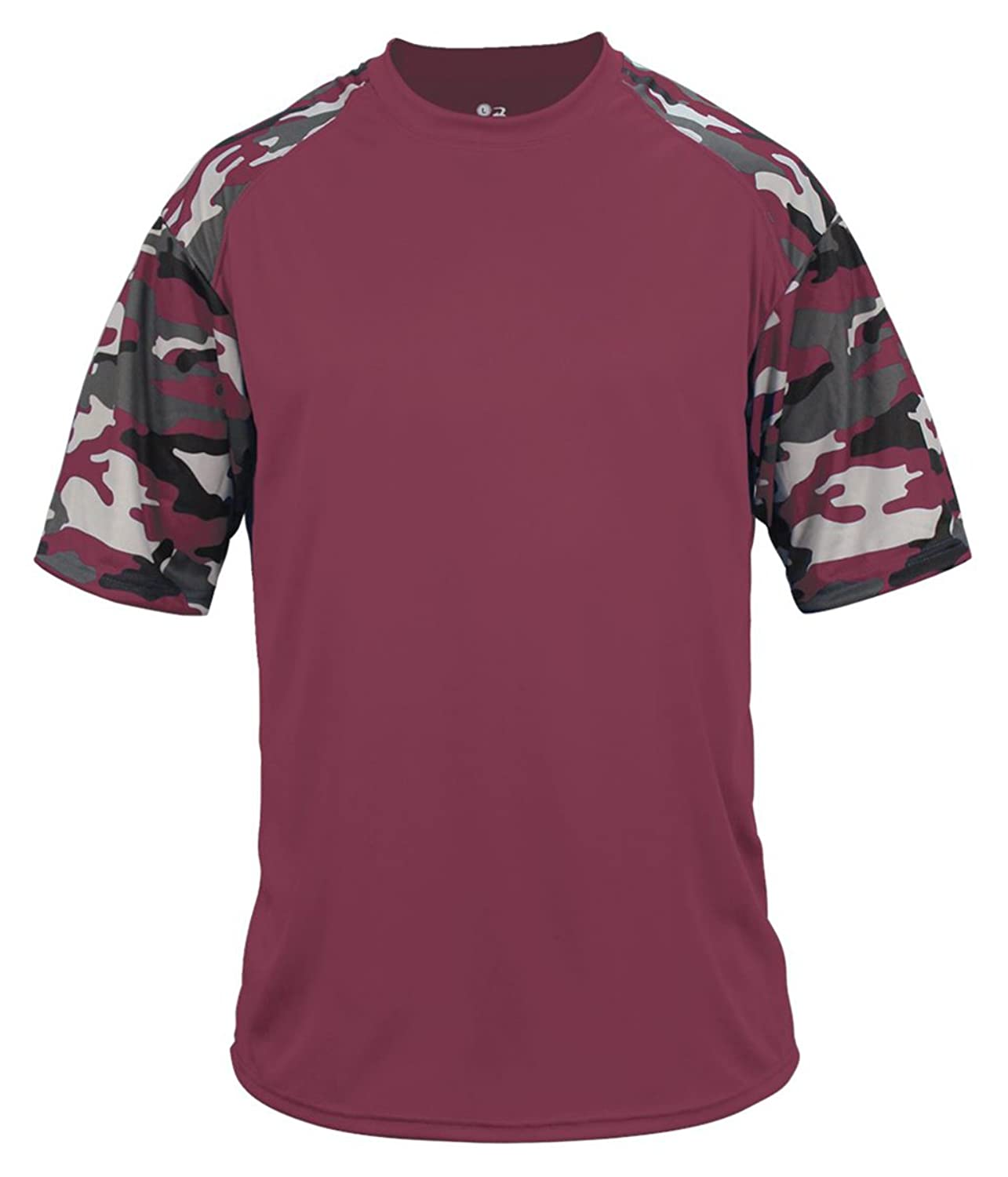 Badger Performance Sublimated Camo Sport T-Shirt