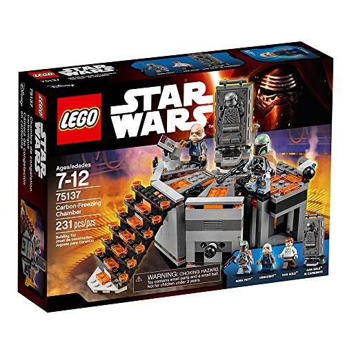 LEGO Star Wars Carbon-Freezing Chamber 75137 Star Wars Toy
