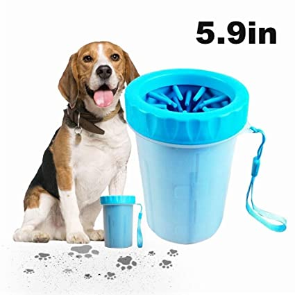 Amazon Com Swonuk Portable Pet Paw Cleaner Pet Foot Washer Cup