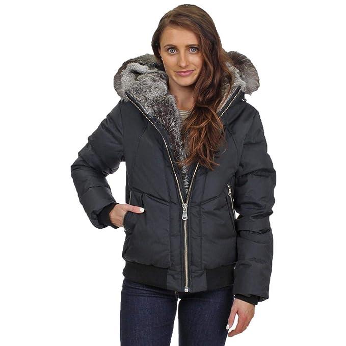 Amazon.com: Pajar Beatrix - Chaqueta con capucha para mujer ...