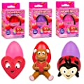 Valentine's Day Super Grow Eggs - Hatch and Grow Your Own Pets - The Grow Huge Gift For Kids, Mom, or Loved Ones (1-pack) from SCS Direct