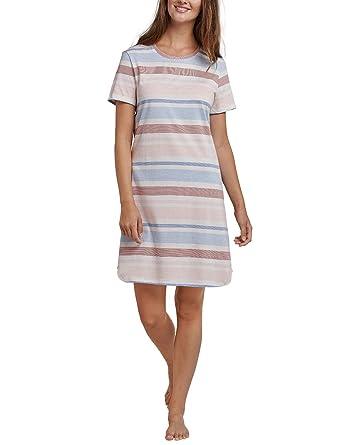 Auf Abstand Rabatt-Sammlung Fabrik Schiesser Damen Nachthemd
