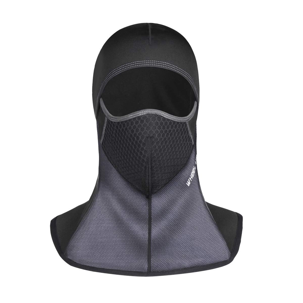 WHEEL UP Windproof Ski Mask Versatile Thermal Winter Sports Balaclava Cold Outdoor Full Face Mask