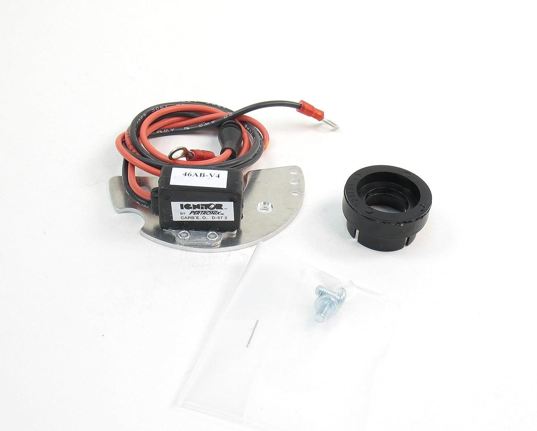 Amazon.com: Pertronix Ignitor+Coil Ford Mercury 239 255 Flathead 12-volt  Distributor 49-53 (Ignitor & Coil): Automotive