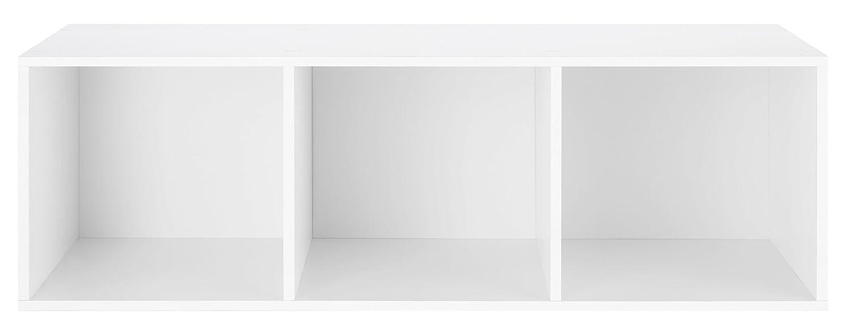 Whitmor 3 Cube Organizer White
