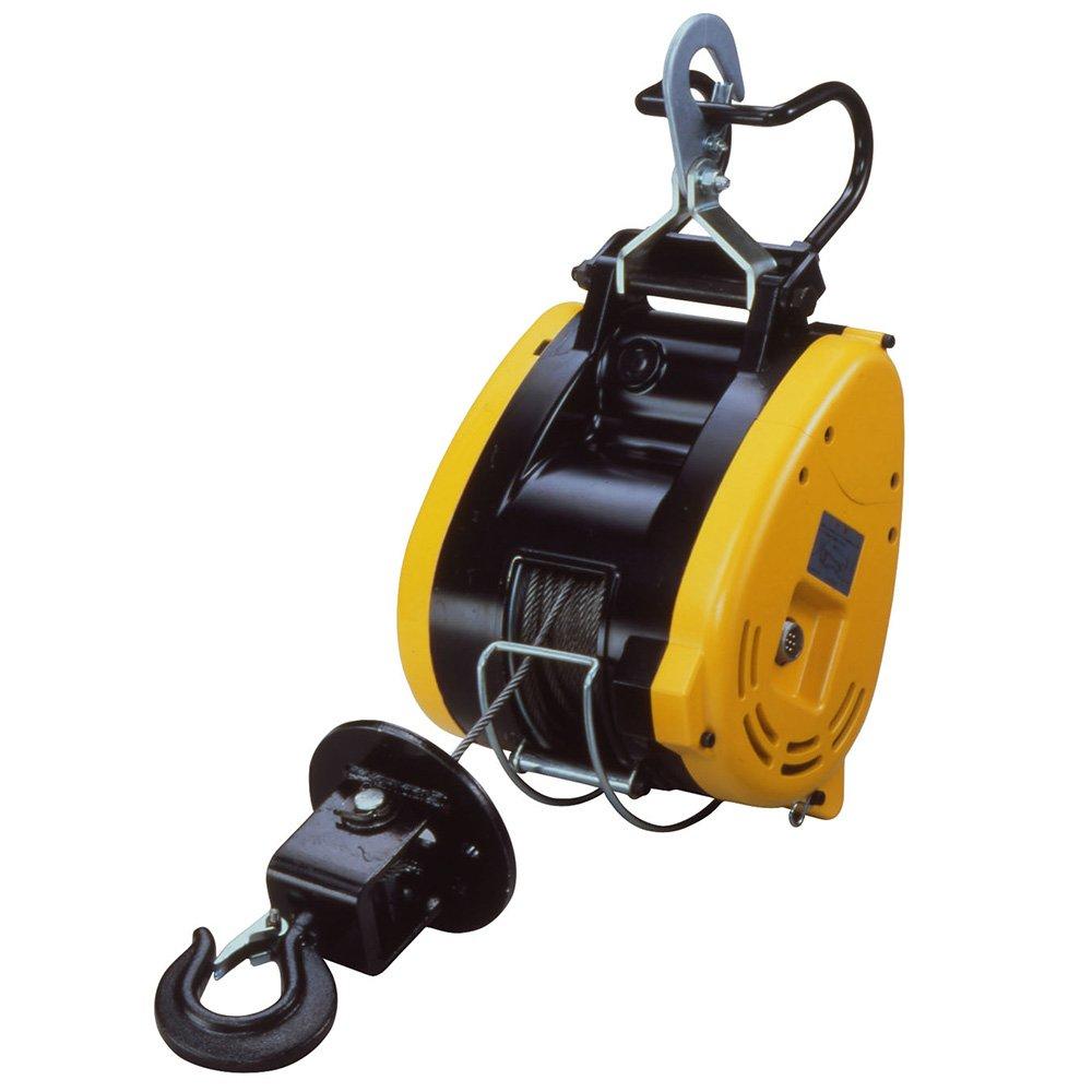 リョービ(RYOBI) ウインチ WI-125 125kg (ワイヤー径5mm×21m付) B00264XMHQ