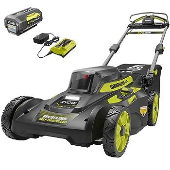 Ryobi 20-inch Self-Propelled Lawn Mower