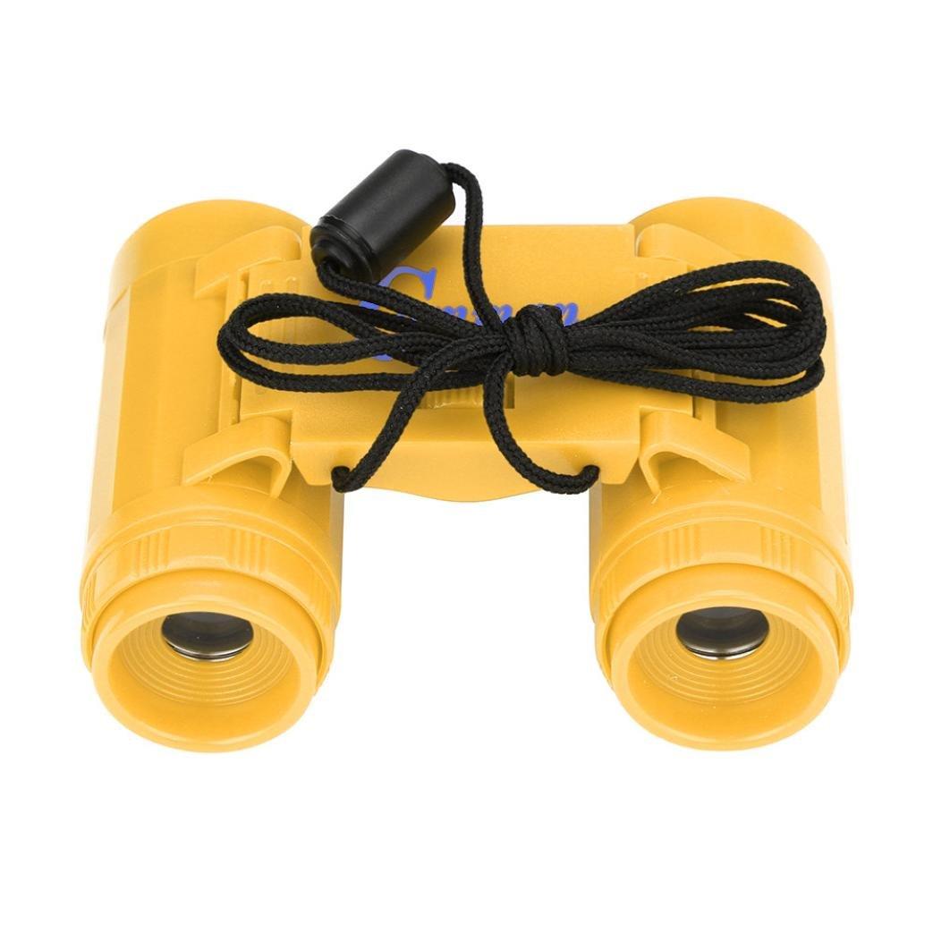 YJYdada New Children's 2.5 x 26 Magnification Toy Binocular Telescope + Neck Tie Strap by YJYdada (Image #7)