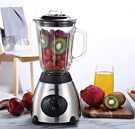 JXWWNZ Licuadoras para Verduras y Frutas, Extractor de Jugos Libre ...