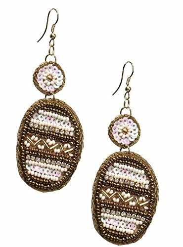 products jewellery sarda triple blessings quartz volcanic handcrafted precious earring large sterling silver earrings