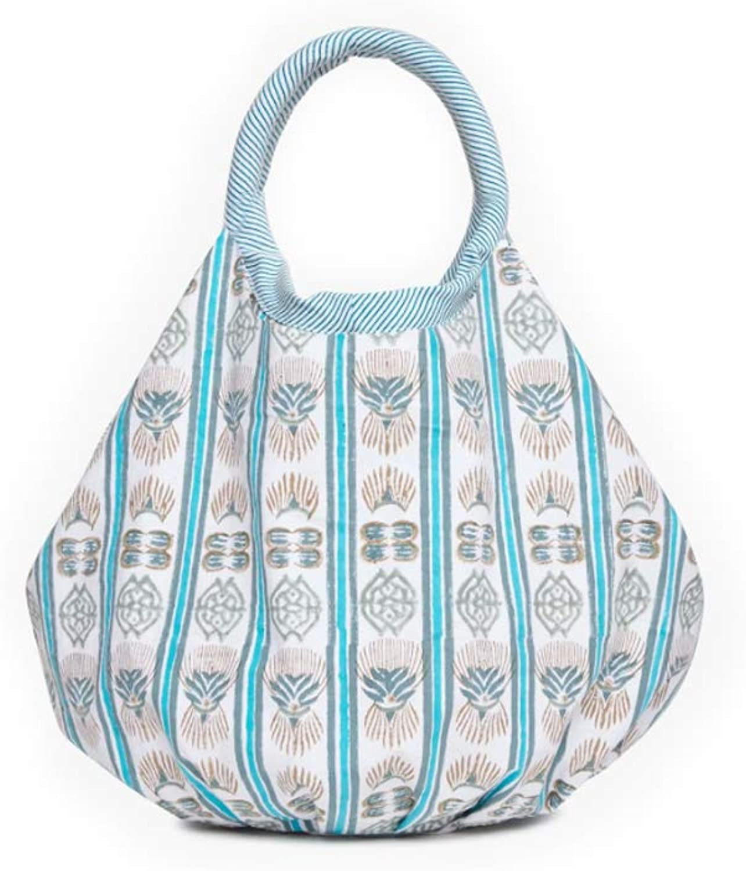 Roberta Roller Rabbit Women's Poppa Mini Bondi Beach Bag One Size Mint