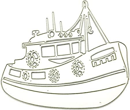 Jigsaw Templates For Working With The Fretsaw Ship