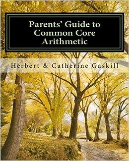 U Torrent Descargar Parents' Guide To Common Core Arithmetic: How To Help Your Child PDF Español