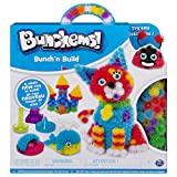 Bunchems Bunch'n Build Activity Kit with 4 Shaper Molds and 400 Bunchems for Ages 6 and Up