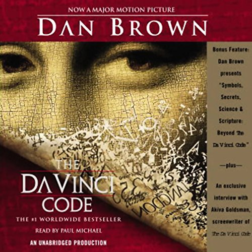 The Da Vinci Code Audiobook by Dan Brown [Download] thumbnail
