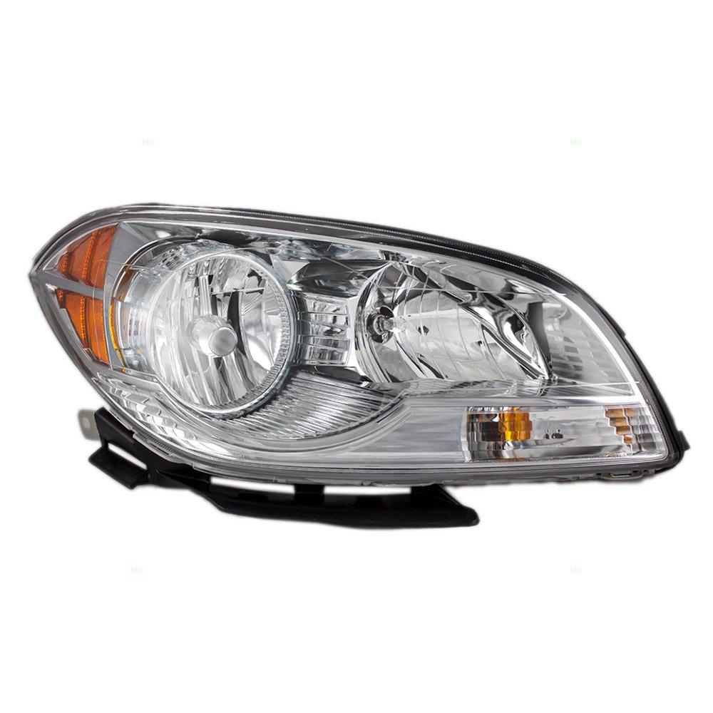 Malibu 2008 chevy malibu headlight bulb replacement : Amazon.com: Passengers Headlight Headlamp Replacement for ...