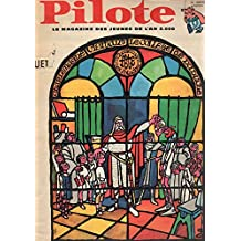 Pilote hebdomadaire n° 275 - 28/01/1965 - couverture Cabu