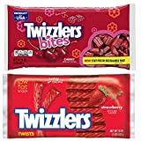 Twizzlers Bulk Candy Variety Pack. Convenient One-Stop Shopping For Twizzlers Cherry Bites and Twizzlers Strawberry Twists. Easy to Source These Popular Products With 1 Click. Snacking Heaven!