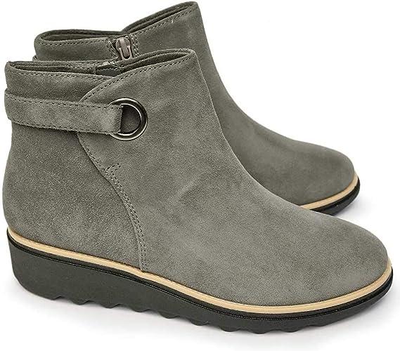 Clarks Women's Boots, 476G, Charon