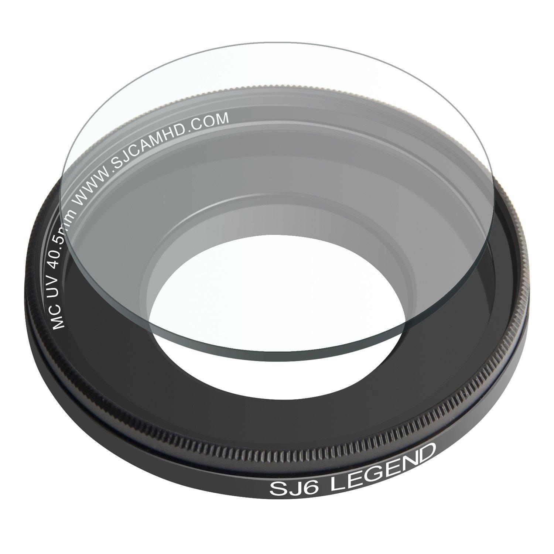 SJCAM Accessories UV Filter for SJCAM SJ6 Legend Series 4k Action Camera- 40.5mm Multi- Coated Protector Filter