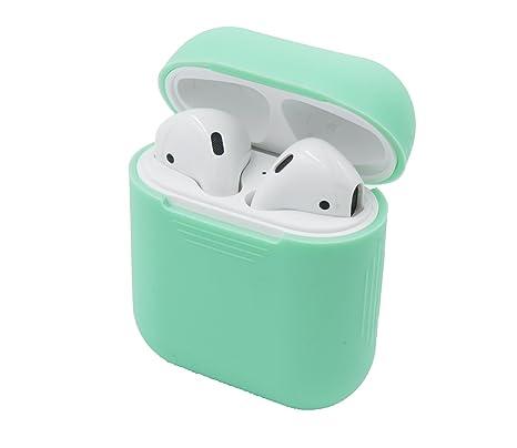 Reemplazo silicona Carcasa Case Funda para Apple AirPods ...