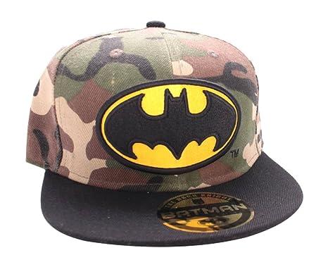 57cf5c37a17a8 Batman - Cap ajustable del sombrero