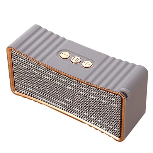 Haludock F4 - Altavoz Bluetooth Ultraligero Sonido, con subwoofer ...