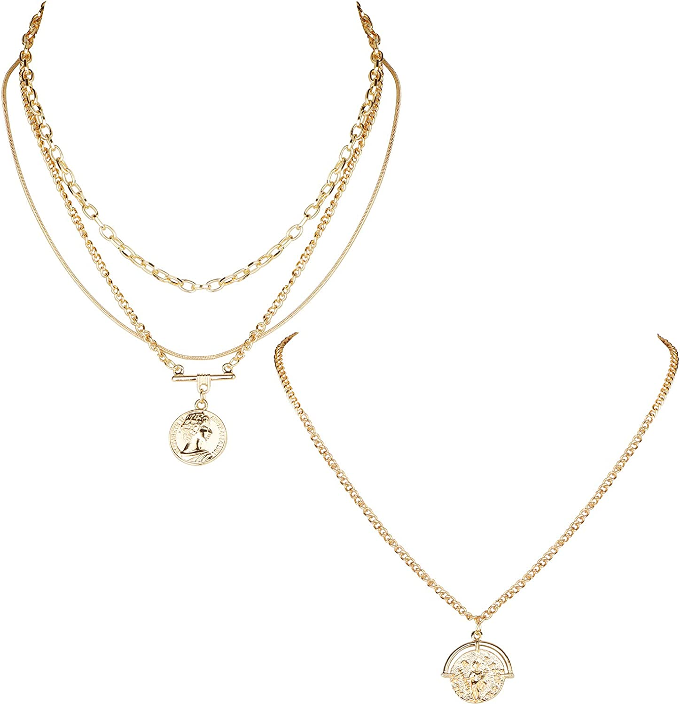 ZACASHA 130951 Women/'s Beaded Tassel Necklace
