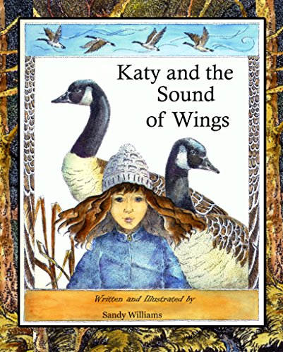 Canada Goose Wing (Katy and the Sound of Wings)
