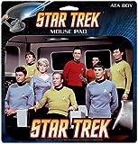 Ata-Boy Star Trek Mouse Pad