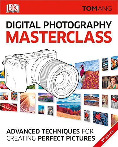 Digital Photography Masterclass is a one-on-one photography course, perfect for readers looking to master advanced techniques. Structured around tutorials, assignments, and projects, and featuring key advice from experts, Digital Photography Mas...